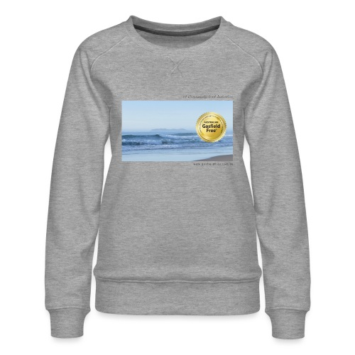 Beach Collection 1 - Women's Premium Sweatshirt