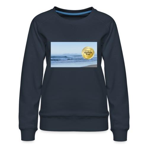 Beach Collection 1 - Women's Premium Sweatshirt