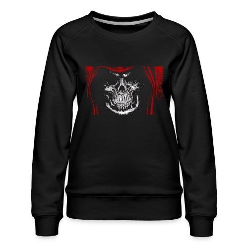 Grim reaper - Women's Premium Sweatshirt