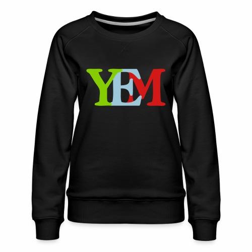 YEMpolo - Women's Premium Sweatshirt
