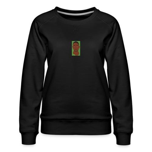 Kendrick - Women's Premium Sweatshirt