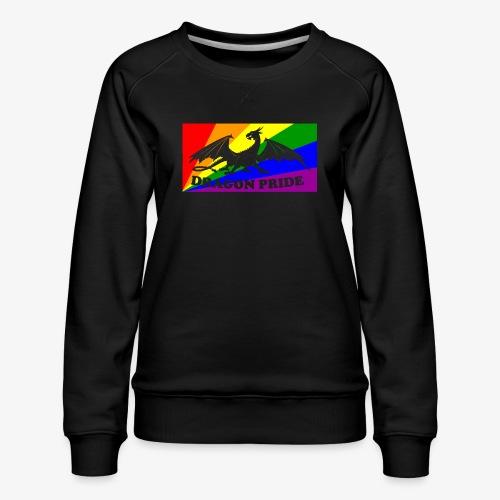 Dragon Pride - Women's Premium Sweatshirt