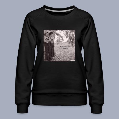 dunkerley twins - Women's Premium Sweatshirt