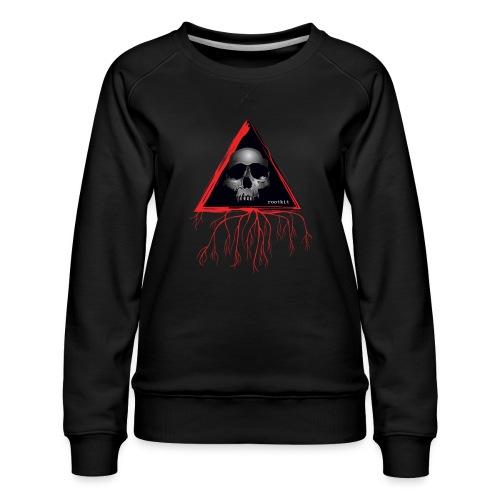 Rootkit Hoodie - Women's Premium Sweatshirt