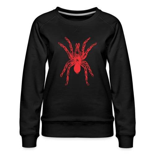 Spider - Women's Premium Slim Fit Sweatshirt
