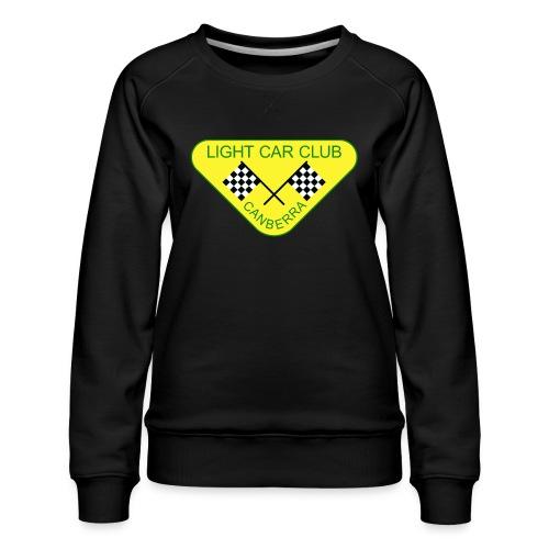 LCCC - Women's Premium Sweatshirt