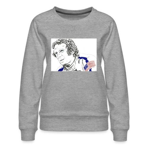McQUEEN - Women's Premium Sweatshirt