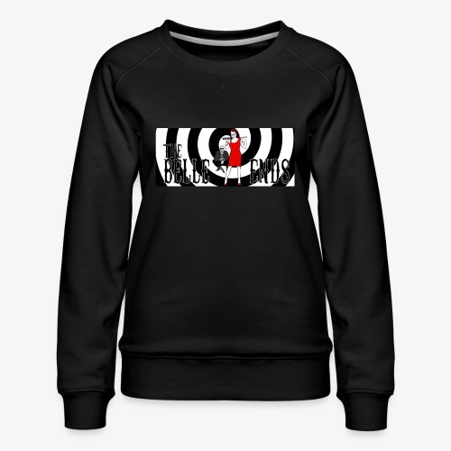 A1F52C3E 47DF 48C9 B616 35AA386F6493 - Women's Premium Sweatshirt