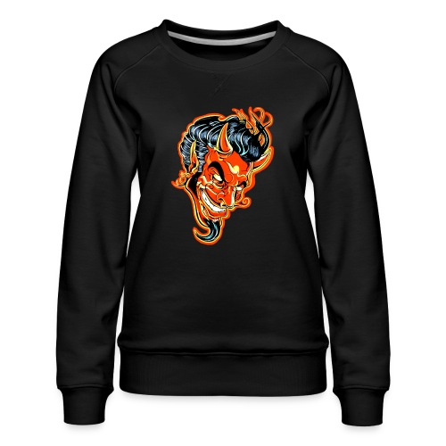 hellbilly - Women's Premium Sweatshirt