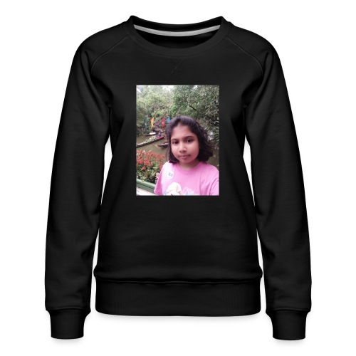 Tanisha - Women's Premium Sweatshirt
