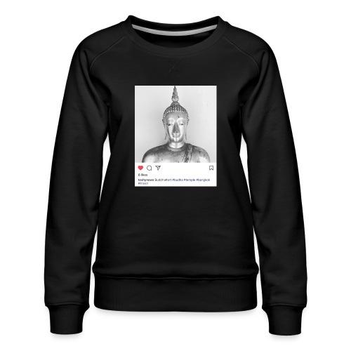 BUDDHA - Women's Premium Sweatshirt