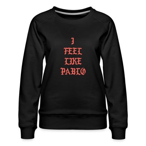 Pablo - Women's Premium Sweatshirt