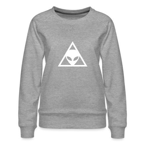 Alien Conspiracy - Women's Premium Sweatshirt
