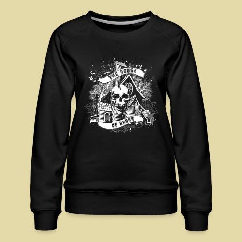 hoh_tshirt_skullhouse - Women's Premium Sweatshirt