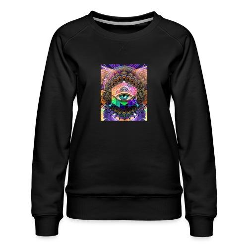 ruth bear - Women's Premium Sweatshirt