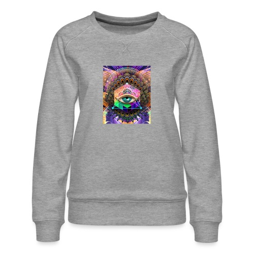 ruth bear - Women's Premium Sweatshirt