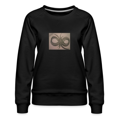 Infinity - Women's Premium Sweatshirt