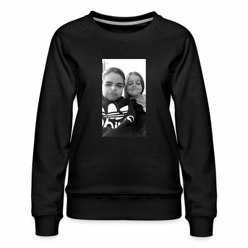 IMG 0422 - Women's Premium Sweatshirt
