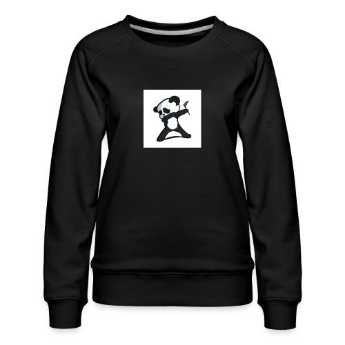 Panda DaB - Women's Premium Sweatshirt