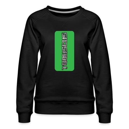 Tobuscus iPhone 5 - Women's Premium Sweatshirt