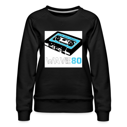 Alt Logo - Women's Premium Sweatshirt