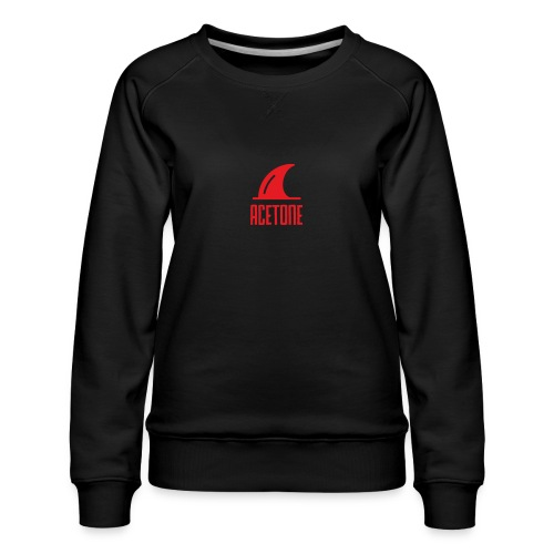 ALTERNATE_LOGO - Women's Premium Sweatshirt