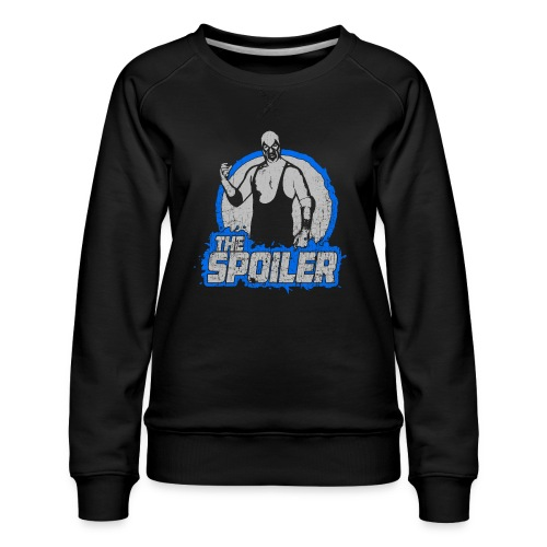 The Spoiler - Women's Premium Sweatshirt