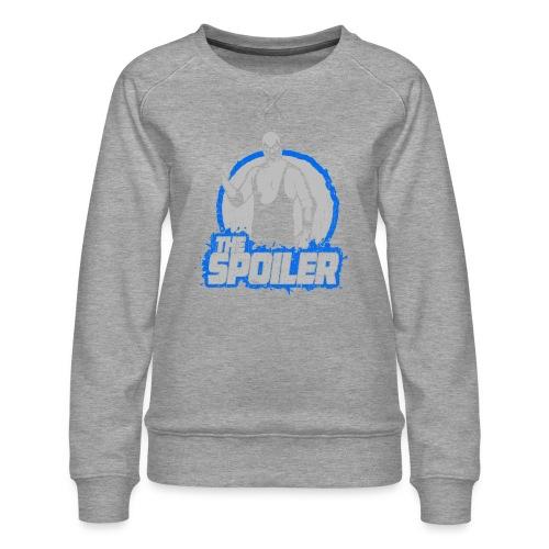 The Spoiler - Women's Premium Sweatshirt