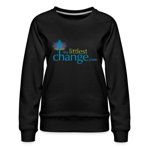 Anything is Possible - Women's Premium Sweatshirt