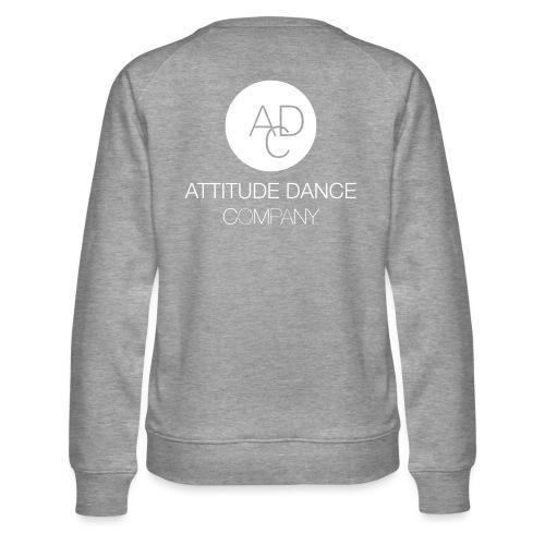 ADC Logo - Women's Premium Sweatshirt