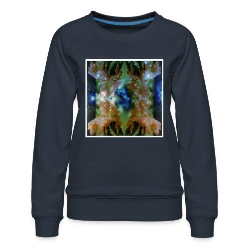 Abstract universe - Women's Premium Sweatshirt
