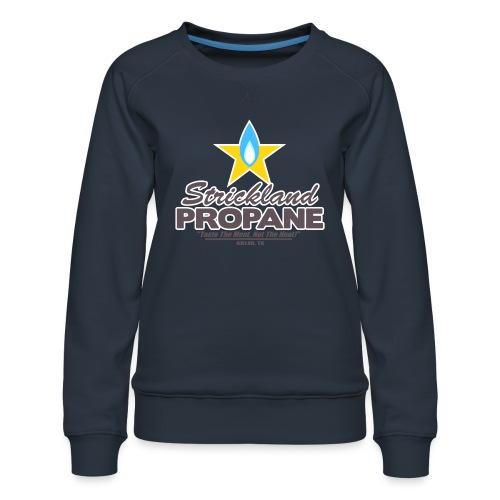 Strickland Propane Mens American Apparel Tee - Women's Premium Sweatshirt