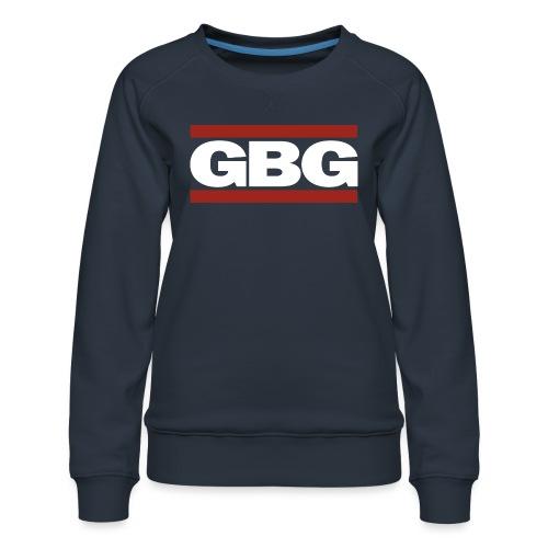 GBG Simple - Women's Premium Sweatshirt