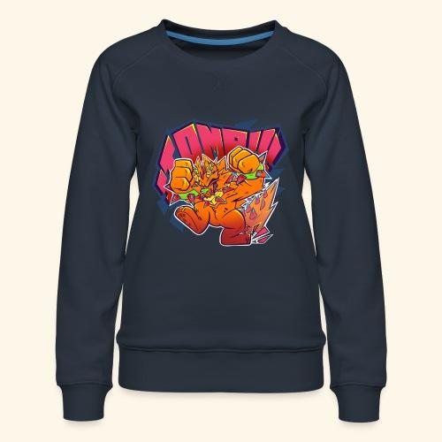 - Stomp Stomp Stomp - - Women's Premium Sweatshirt