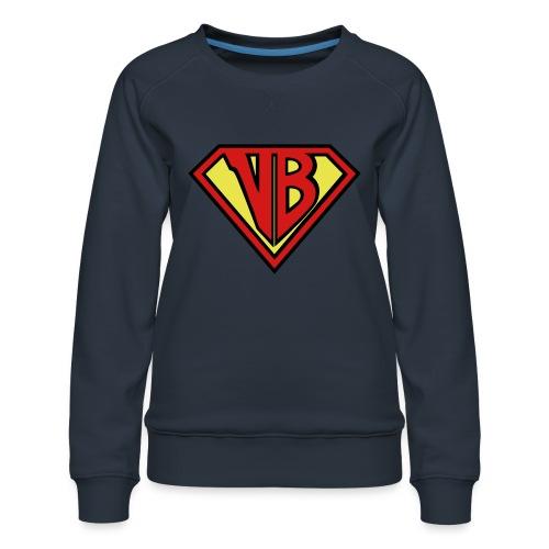 VB Hero Woman - Women's Premium Sweatshirt
