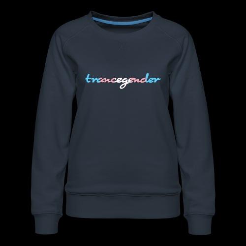 trancegender - Women's Premium Sweatshirt
