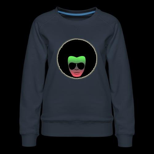 Afro Shades - Women's Premium Sweatshirt