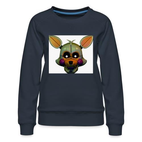lolbit - Women's Premium Sweatshirt