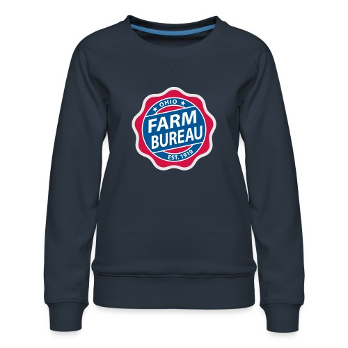 Color Logo - Women's Premium Sweatshirt
