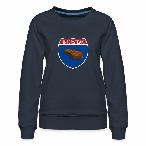 Intersteak - Women's Premium Sweatshirt