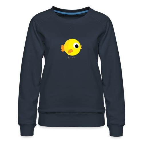 HENNYTHEPENNY1 01 - Women's Premium Sweatshirt