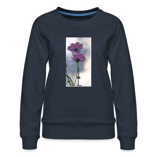 PSX 20180509 190814 Flores - Women's Premium Sweatshirt