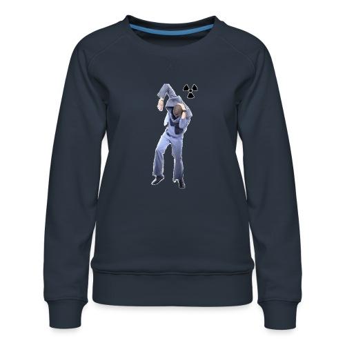 CHERNOBYL CHILD DANCE! - Women's Premium Sweatshirt