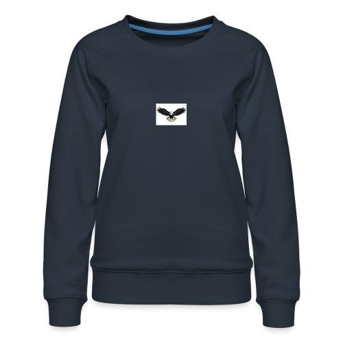 Eagle by monster-gaming - Women's Premium Sweatshirt