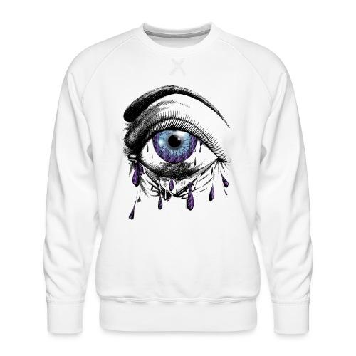 Lightning Tears - Men's Premium Sweatshirt