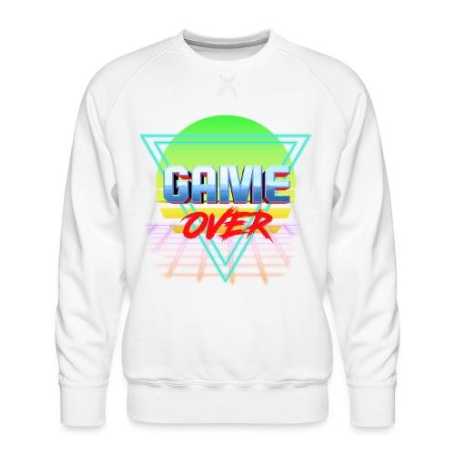 game over - Men's Premium Sweatshirt