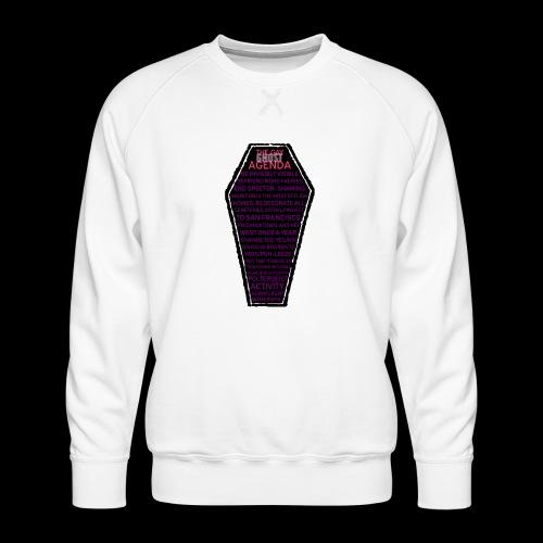 Gay Ghost Agenda - Men's Premium Sweatshirt