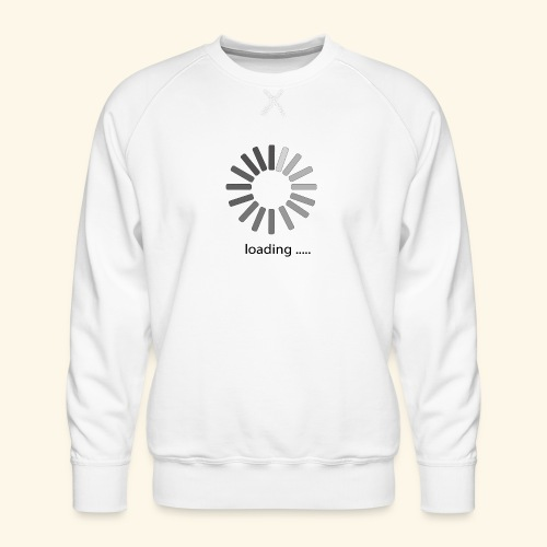 poster 1 loading - Men's Premium Sweatshirt