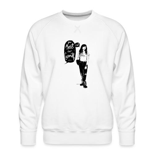 Valentine M. Smith x Carmilla - Men's Premium Sweatshirt