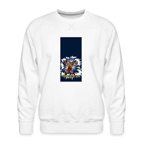minotaur5 - Men's Premium Sweatshirt